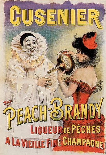 CUSENIER PEACH BRANDY