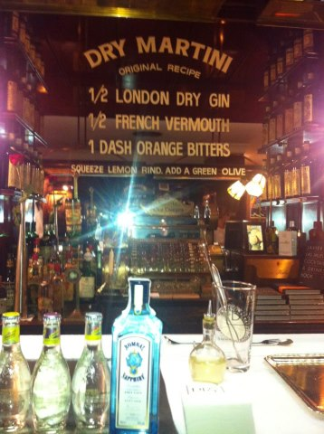 DRY MARTINI BAR BARCELLONA