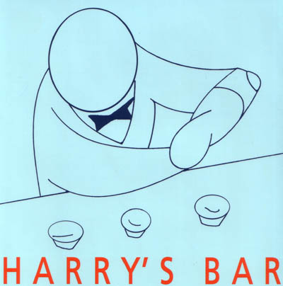 HARRY'A BAR LOGO