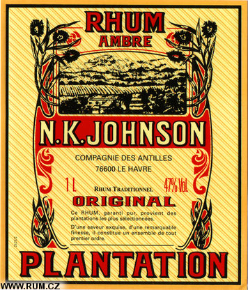 JOHNSON ROM PLANTATION