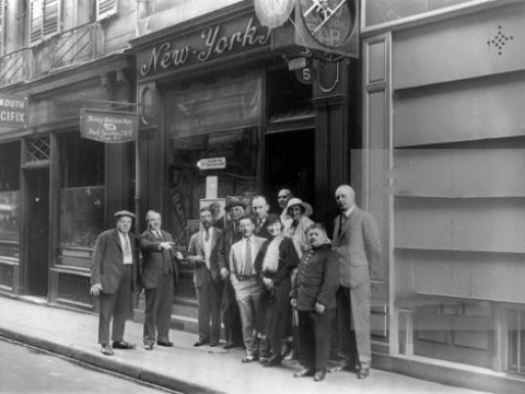 HARRY'S NEW YORK BAR PARIGI 1931