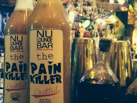 NU LOUNGE PAINKILLER