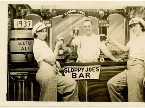 SLOPPY JOE BAR